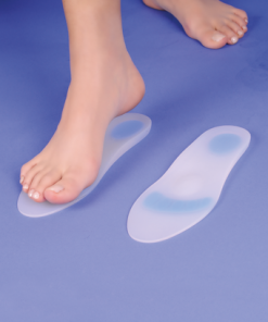 silicone full lenght insole