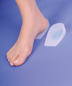 silicone heel support