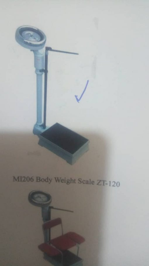 Standing Weighing Scale